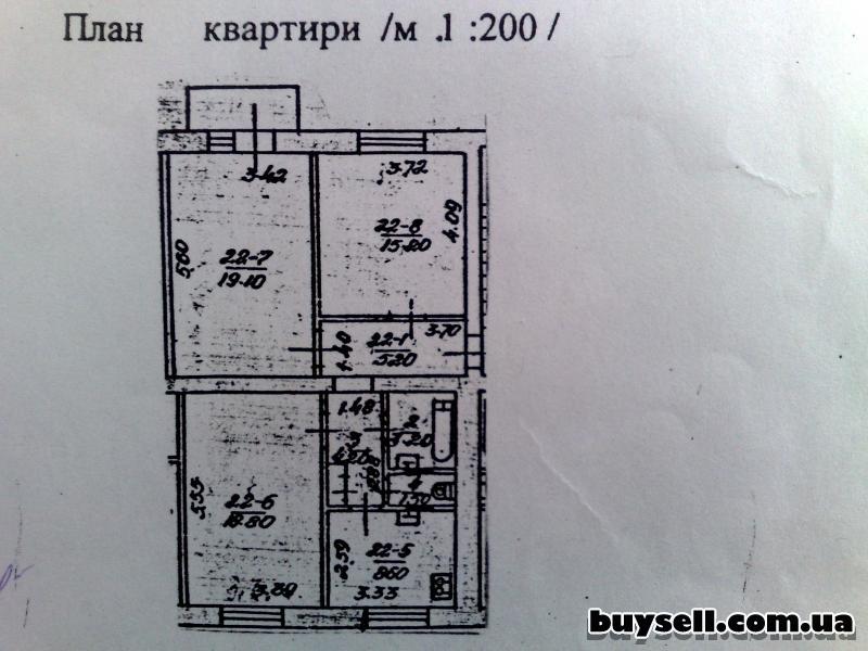 3 комнатная сталинкана г Киев Подол Межигорская 56 изображение 3