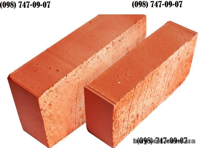 Кирпич рядовой,  керамический,  прожженный,  пустотелый изображение 2