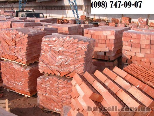 Кирпич с доставкой,   полнотелый,  керамический,  строительный,  общес изображение 2