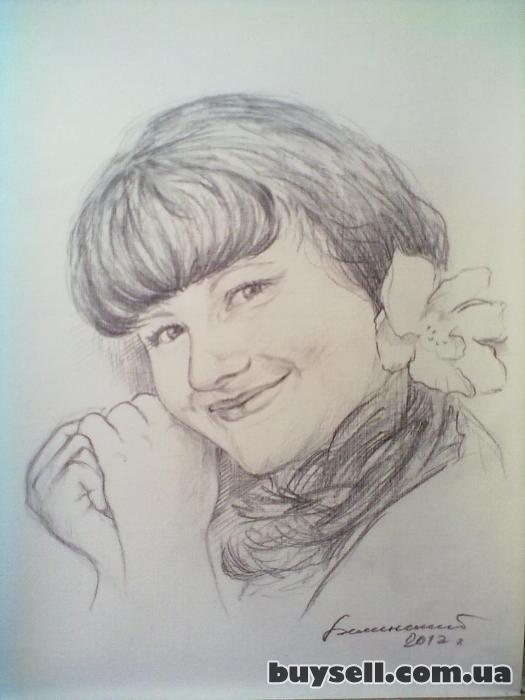 нарисовать портрет изображение 3