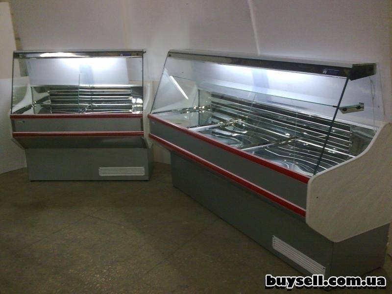 Витрина холодильная  - 1метр изображение 2