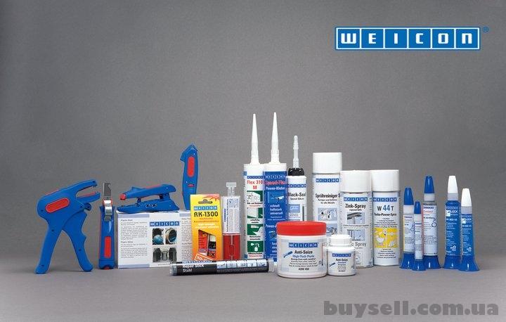Продукты промышленной химии  Weicon