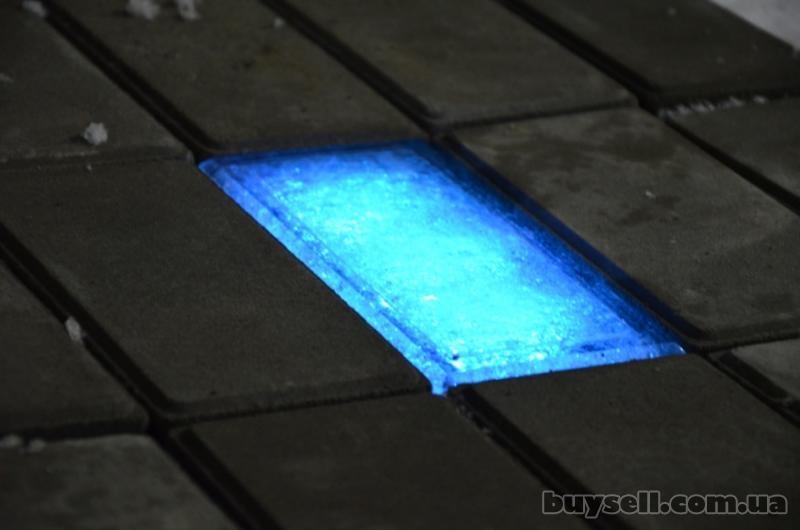 Светодиодная тротуарная плитка изображение 3