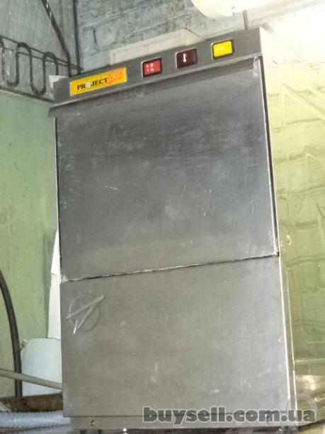 Бокаломоечные и посудомоечные машины бу изображение 2