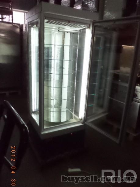 Холодильники и холодильные витрины бу изображение 2