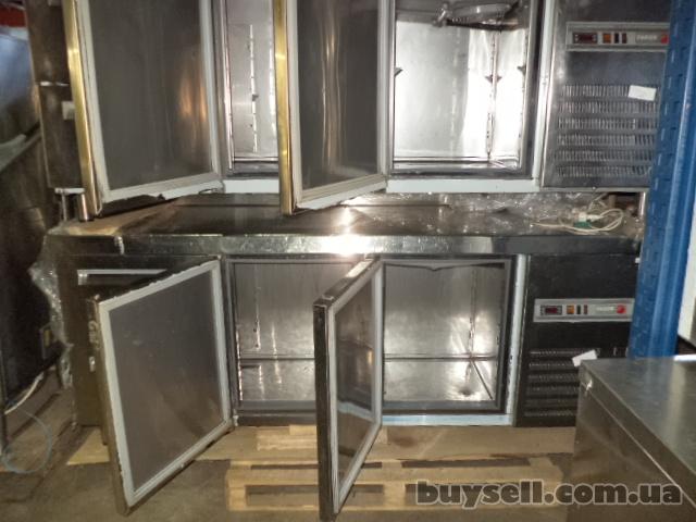 Холодильники и холодильные витрины бу изображение 4