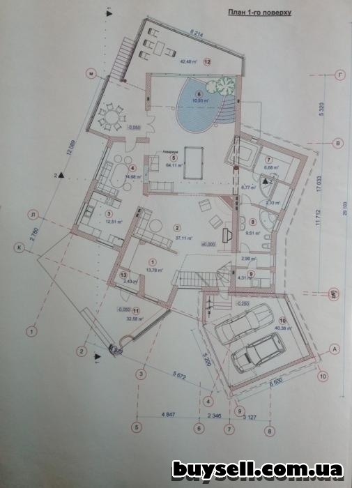 Продам свой Дом в Киеве (663 кв. м. / 19 соток) 498000 $. изображение 2