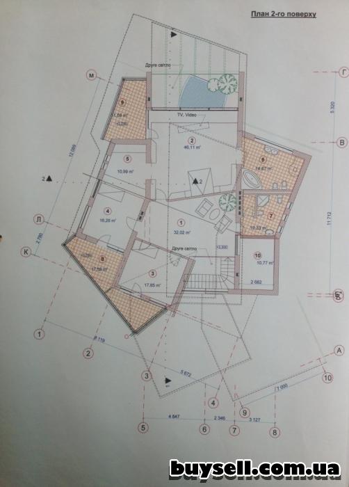 Продам свой Дом в Киеве (663 кв. м. / 19 соток) 498000 $.