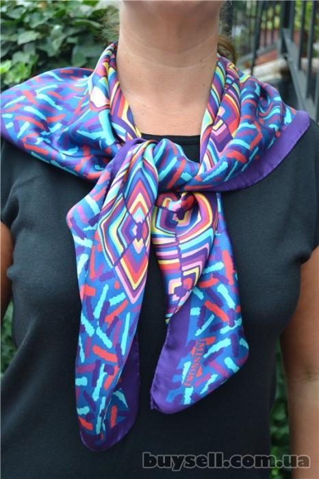 Платки MISSONI Women's 100% Silk , оригинал изображение 4