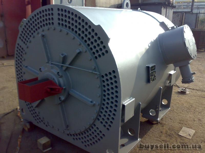Продам  электродвигатели  ВАО2-560-630-8У2.