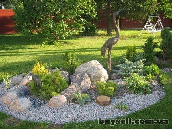 Ландшафтный дизайн,  благоустройство территорий,  озеленение изображение 4