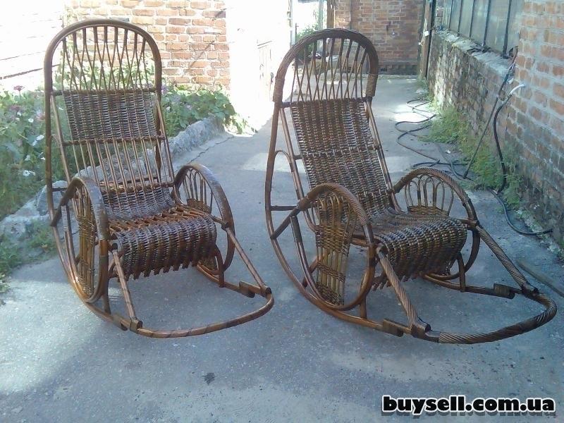 Кресло-качалка для Великана