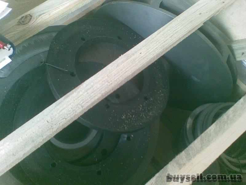 Рабочее колесо запчасти к насосу ЦНС