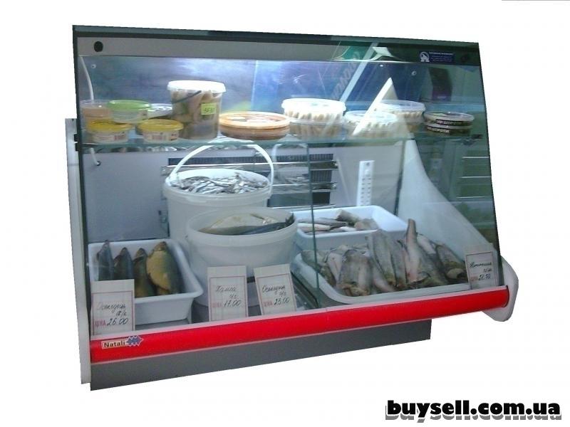 Настольная холодильная витрина-1метр изображение 3