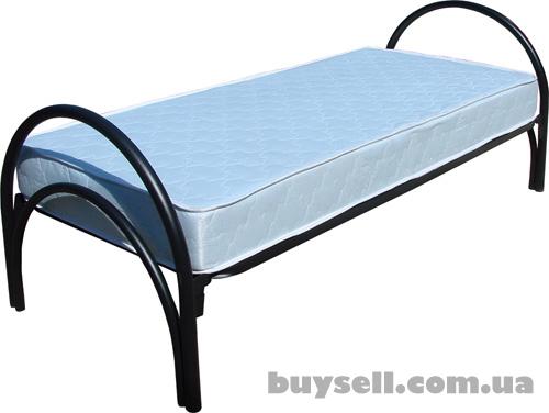 Кровати металлические одноярусные от 750 руб Металлические кровати изображение 2