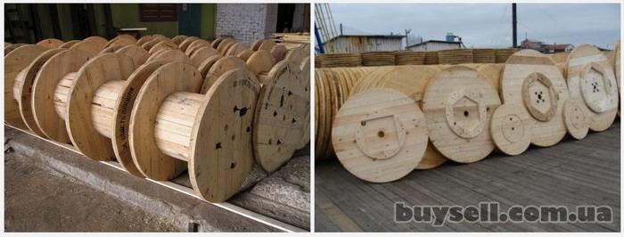 тара деревянная,  поддоны,  барабаны,  ящики и т. д. изображение 2