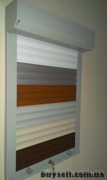 Защитные роллеты на окна и двери.