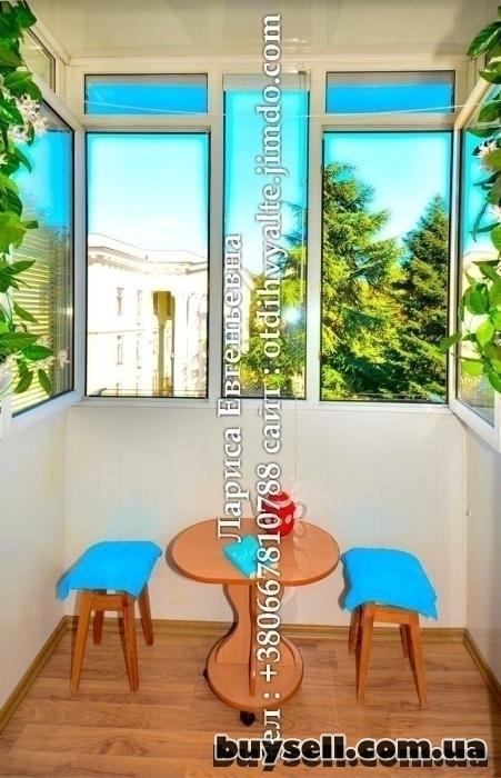 Сдам 1к.        квартиру на набережной Ялты,        недорогой люкс у м изображение 2