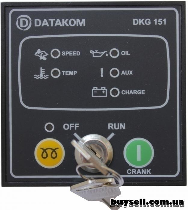 DATAKOM DKG-151 контроллер ручного запуска