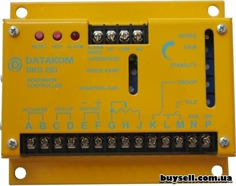 DATAKOM DKG-253 контроллер управления двигателем