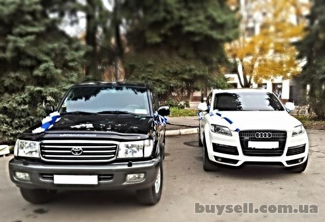 Авто на свадьбу Харьков изображение 4