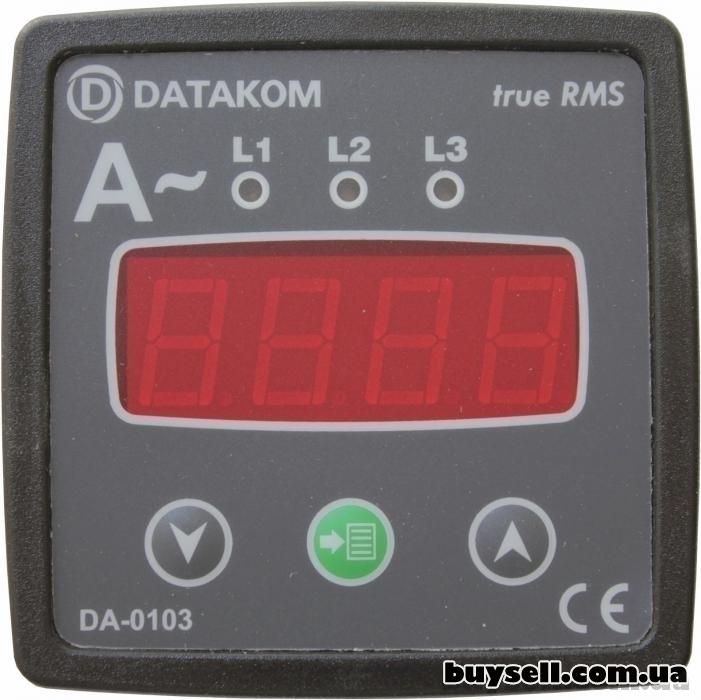 DATAKOM DA-0103 цифровой амперметр True RMS
