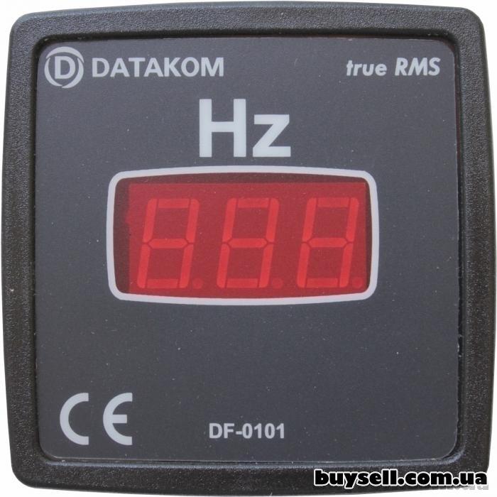 DATAKOM DF-0101 однофазный частотомер True RMS