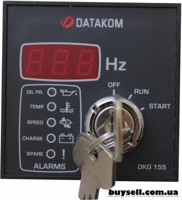 DATAKOM DKG-155 модуль ручного запуска