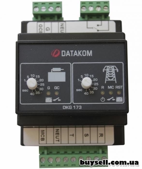 DATAKOM DKG-173 контроллер АВР с креплением на DIN-рейку