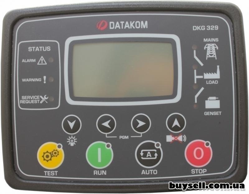 DATAKOM DKG-329 автоматический контроль сети