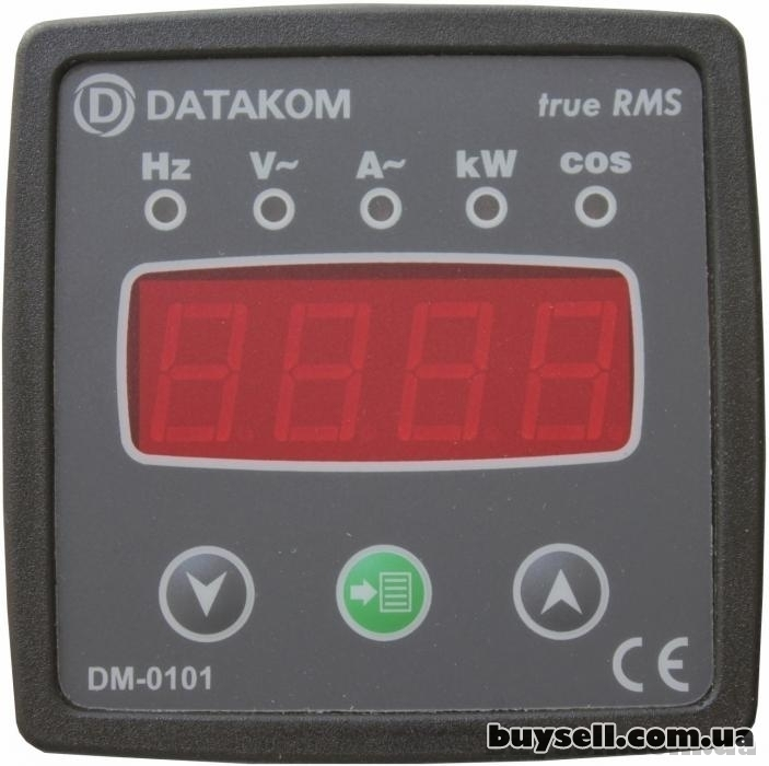 DATAKOM DM-0101 однофазный цифровой мультиметр True RMS