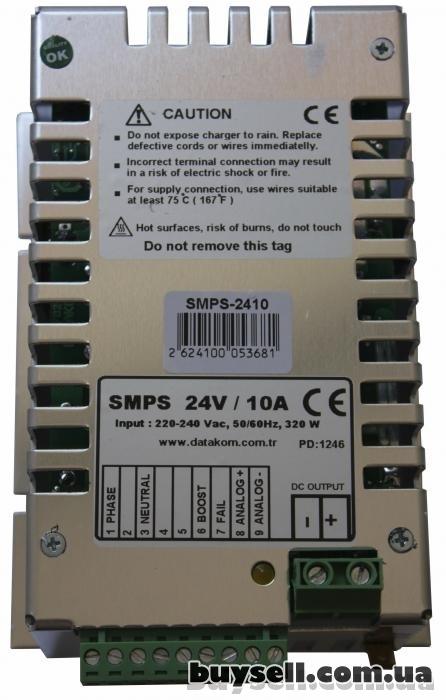 DATAKOM SMPS-2410 зарядное устройство 24 В
