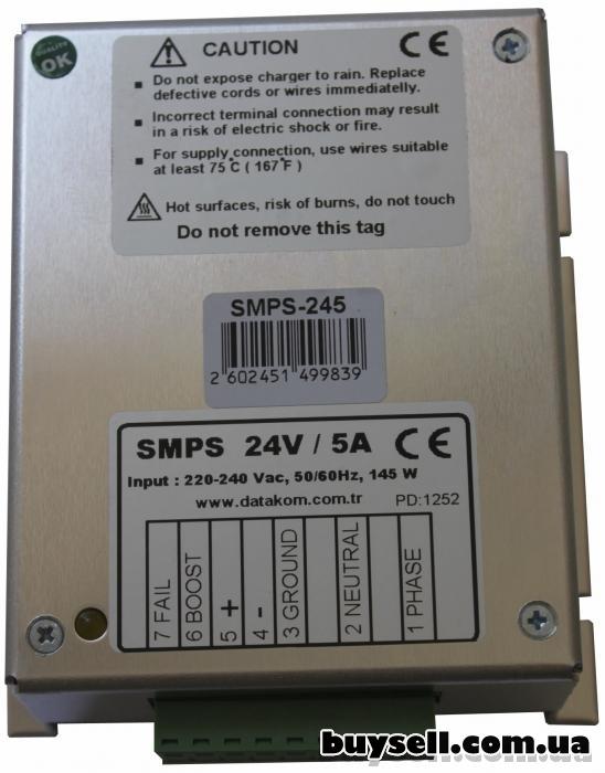 DATAKOM SMPS-245 зарядное устройство 12В