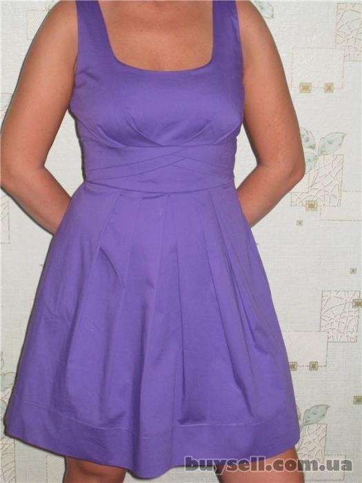 Модное сатиновое платье As U Wish изображение 4