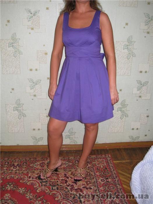 Модное сатиновое платье As U Wish изображение 5