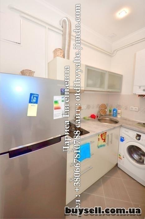 Сдам 1к.     квартиру на набережной Ялты,     недорогой люкс у моря до изображение 5