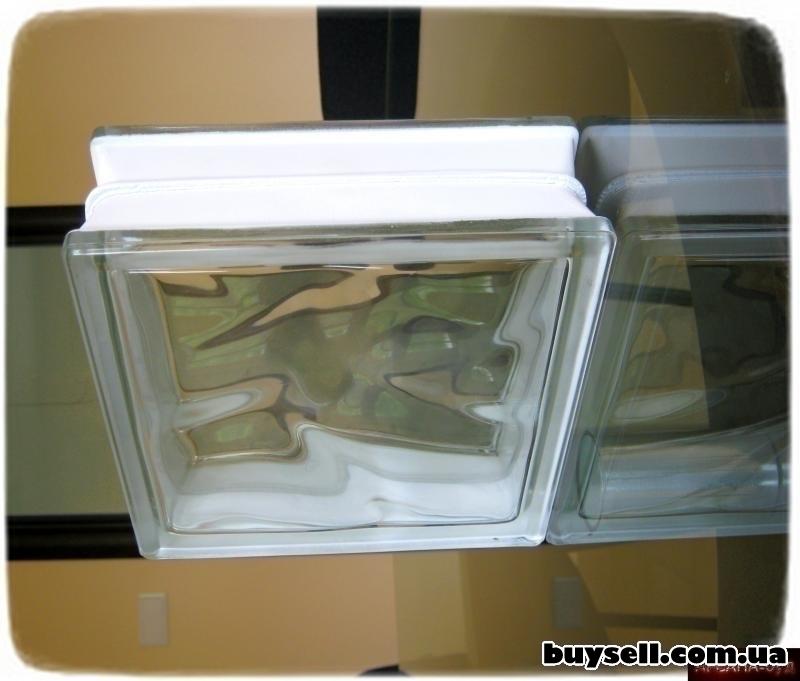 Стеклоблоки чешские прозрачные безцветные 19х19х8 см опт