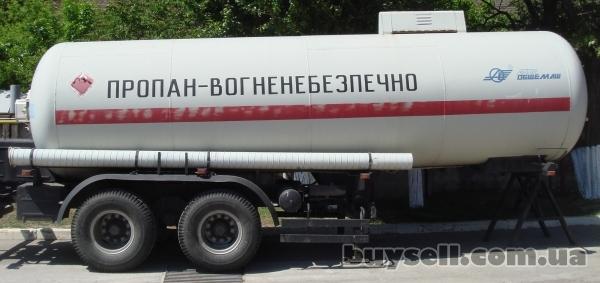 Газовая цистерна 25м3 емкость пропан-бутан
