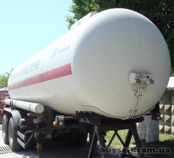 Газовая цистерна 25м3 емкость пропан-бутан изображение 3