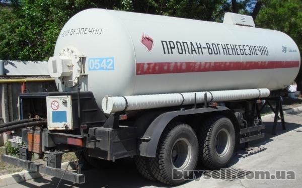 Газовая цистерна 25м3 емкость пропан-бутан изображение 5