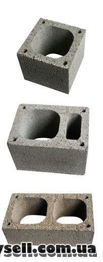Дымоходные блоки