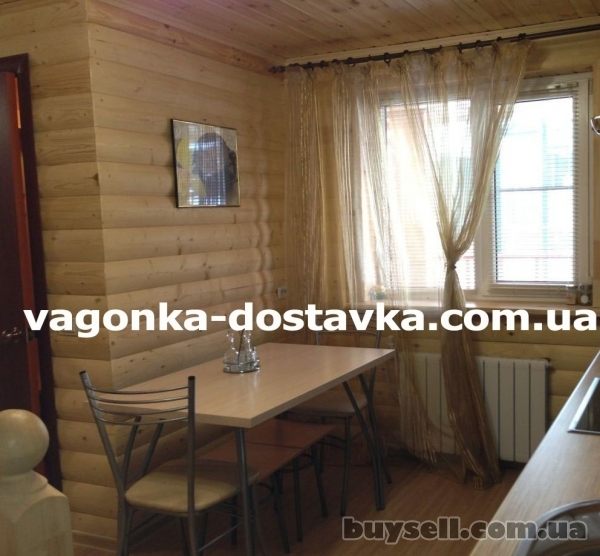 Блок-хаус,  имитация бревна Аскания-Нова изображение 2
