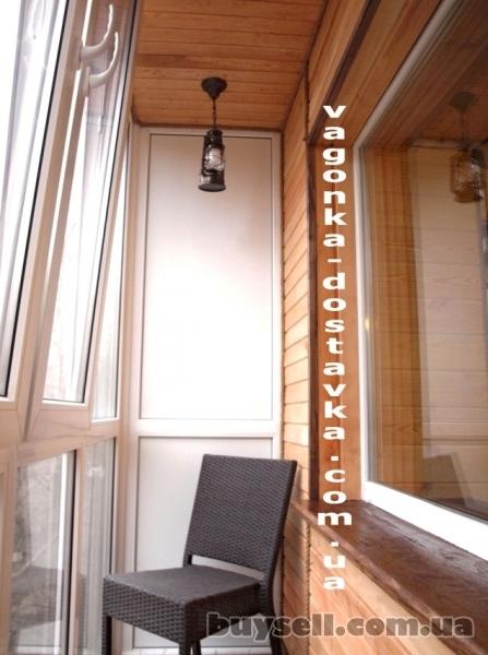 Вагонка ольха Бердянск изображение 5