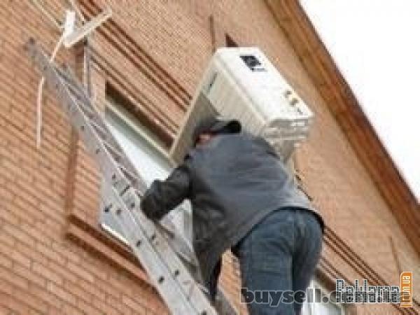 Установка кондиционеров,  демонтаж,  монтаж кондиционеров в Днепропетр изображение 4