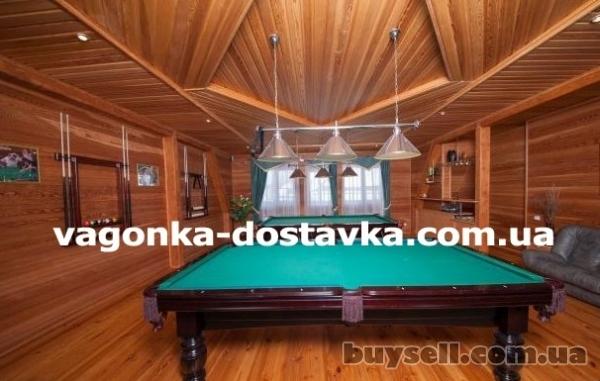 Вагонка деревянная Днепропетровск изображение 3