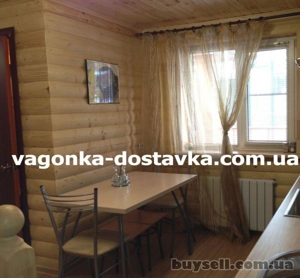 Блок-хаус,  имитация бревна  Геническ изображение 2