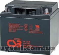 Долговечный аккумулятор CSB GP /HR/GPL 12/6V– 4. 5–7. 2-12-17-26-40-75