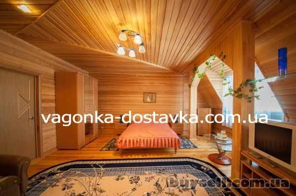 Вагонка деревянная Николаев