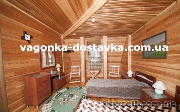 Вагонка деревянная Николаев изображение 2