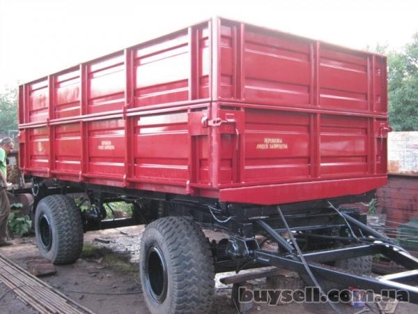 Прицеп тракторный 2 ПТС-6